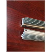 Buy cheap Anodizing/ Process Silvery Aluminum Extruded Heatsink with LED Heat Sink from wholesalers