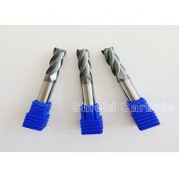 Buy cheap Professional Solid Carbide Corner Radius End Mill 2 Flute Cnc Milling Cutter product