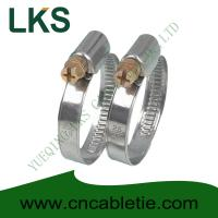 Buy cheap German type hose clamps product