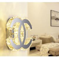 Buy cheap Hot sales CC design Led crystal wall lamp product
