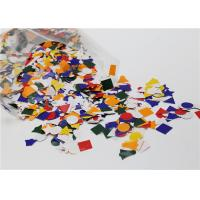 Buy cheap Assorted Gummed Paper Shapes Art Project For Greeting Card Decoration product