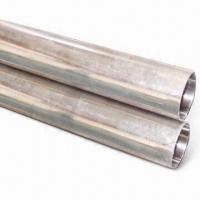 seamless stainless steel pipes/tubes, made of sus