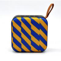 Buy cheap Fabric Square bluetooth speaker,  Portable Music  bluetooth speaker for Camping use product