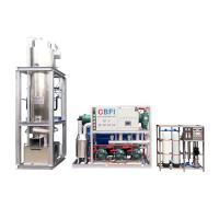 Buy cheap Large capacity 1~30 tons per day tube ice machine with stainless steel from wholesalers