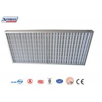 Buy cheap G3 G4 Coarse Efficiency Pre Fiberglass Air Filters For Circuit Board Clean Room AHU System product