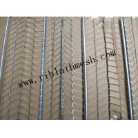 Buy cheap Construction Expanded High Rib Mesh 0.3mm Thickness Hot Dipped Galvanized Material product