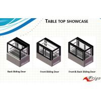 Buy cheap Table Top Cold Food Display Showcase Base Panel Removable R290 Or R134a product