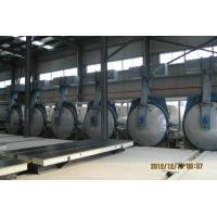 Buy cheap High Pressure Automatic AAC Autoclave / AAC Block Plant 1.6m For Chemical / Wood product