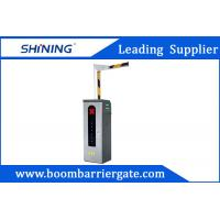 Buy cheap 220V/110V Automatic Boom Parking Lot Barrier Gate With Telescopic Arm product