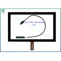 Buy cheap USB Interface Capacitive Touch Panel 16:9 COB Type ILITEK 2302 Controller product