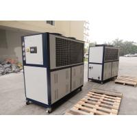Buy cheap High Efficiency Industrial Air Cooled Chiller With Freezer Overload Protection product