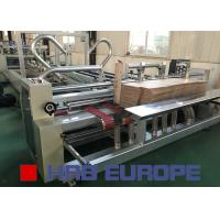 Buy cheap HRB-2800S Siemens System Carton Folding And Gluing Machine For Carton Box product