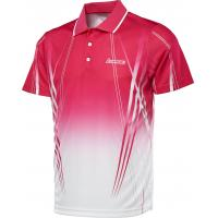 China Printing Tournament Male Badminton Sportswear / 92% Polyester, 8% Spandex on sale