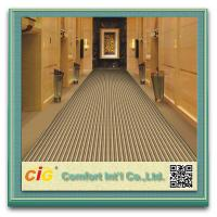 Buy cheap Home / Hotel / Automotive High Quality Silk Carpet , Exhibition Carpet Fabric Tear-Resistant product