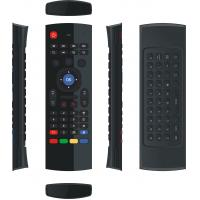 Buy cheap 2.4G Universal Remote Air Mouse , Mx3 Remote Control For Android TV Box / IPTV product