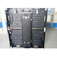 Buy cheap Waterproof SMD 3 in 1 P4.81mm Rental LED Display Module With 500X500mm Rental Cabinet from wholesalers