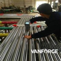 Buy cheap AISI 52100 High Carbon Steel , Cold Bending Steel Rod For Aircraft Parts product