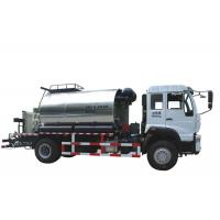 China DFAC Dongfeng 4X2 9 Ton Asphalt Paving Truck DFL1160BX6 With Spraying System on sale