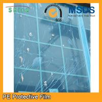 Self Adhesive Glass Protective Film For Glass Windows Hot Temperature Endurable