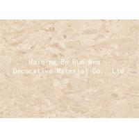 Buy cheap Marble Design Interior Pvc Sheet Film , Wall Panel Hot Foil Rolls Fire Proof product