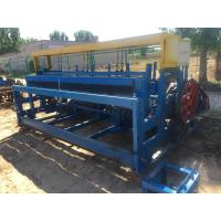Buy cheap Fully Automatic Crimped Wire Mesh Machine High Speed With 6 Kw Motor from wholesalers