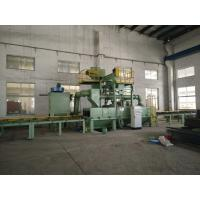 China High Efficiency Blast Cleaning Shot Peening Equipment Abrator Machine Type on sale