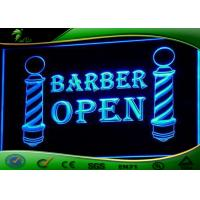 Buy cheap Shops LED Light Acrylic Sign Board , Hospital Clear Acrylic Letters Sign product