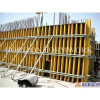 Buy cheap Professional Custom Concrete Column Formwork With H20 Wooden Beam And Steel Walers product