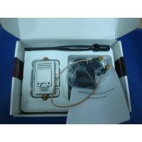 Buy cheap Outdoor 2400HMZ 1W WIFI Signal Repeater / Booster with 5 dbi Antenna from wholesalers