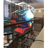Buy cheap Innovative 7.8mm Outdoor Shopping Mall Windows LED Display for For Commercial Advertisement from wholesalers