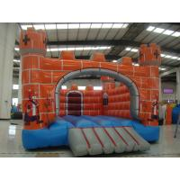 Buy cheap Commercial Use Happy Kids Inflatable Bouncy Castle Children Inflatable Jumping Castle product
