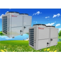 Buy cheap Md150d Top Blowing Central Air Conditioning Unit Air Cooled Low Temperature Water Chiller product