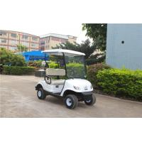 Buy cheap 48V 2 Passenger Electric Delivery Car , Park Services Food Golf Cart 24km/H product