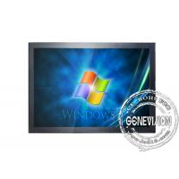 China 500cd/m2 Touch Screen Kiosk , Wall Mounted Touch All-in-one PC on sale