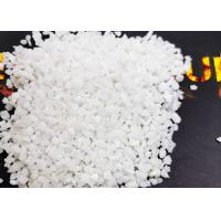 Buy cheap MeltingTemperature 2250 Degree Refractory Raw Materials White Fused Aluminum Oxide Sand 1-3MM product
