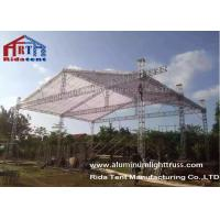 Buy cheap 6082-T6 Aluminum Box Truss / Lighting Truss Hand Hoist 290mm X 290mm Size product