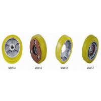Buy cheap ISO Run Stable AAC Block Machine Rubber Friction Wheel from wholesalers