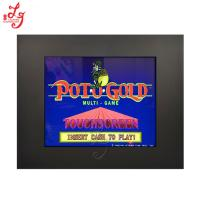 Buy cheap 21.5 Inch POG Touch Screen Monitor Open Frame For Gaming POG WMS Videos Slot from wholesalers