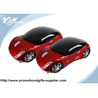 Buy cheap Car shape 2.4G Cute Wireless Mouse / cordless mice with 2 AAA batteries product