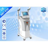 China Multifunctional OPT Hair Removal Machine with Best Cooling System SHR IPL on sale