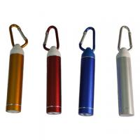 Fashion Outside Climbing Mobile Portable Power Bank Metal Tube Batter Case