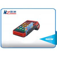 Buy cheap Mobile POS Terminal Portable POS Machine With Payment And Touch Screen Display product