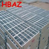 Quality Antislip Concrete Steel Grating Standard Size for sale