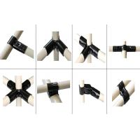 Buy cheap 2.3 mm Thickness Wall Stamped metal connectors for pipe product