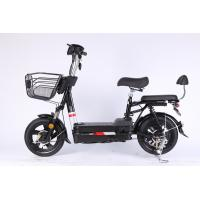 China Intelligent Folding E Bike Brushless City Light Adult Small Ladies Electric Bike on sale