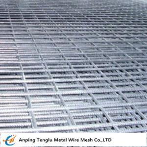 Buy cheap Welded Steel Bar Grating|Black or Galvanized Steel Mesh for Floor or Concrete product