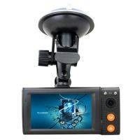 Buy cheap 3.0 inch MOV / H.264 Car Video Recorder with GPS , TF Card 32GB , Motion Detection product