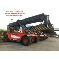 Buy cheap Low Fuel Consumption Fantuzzi Container Handler , Used Container Handling Equipment product