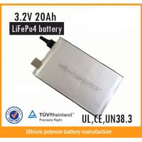 China Customize 48v 20ah Lifepo4 Battery  on sale