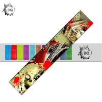 Buy cheap PET PVC 3D Lenticular Ruler Flip EEffects With 0.9mm PET Non Toxic product